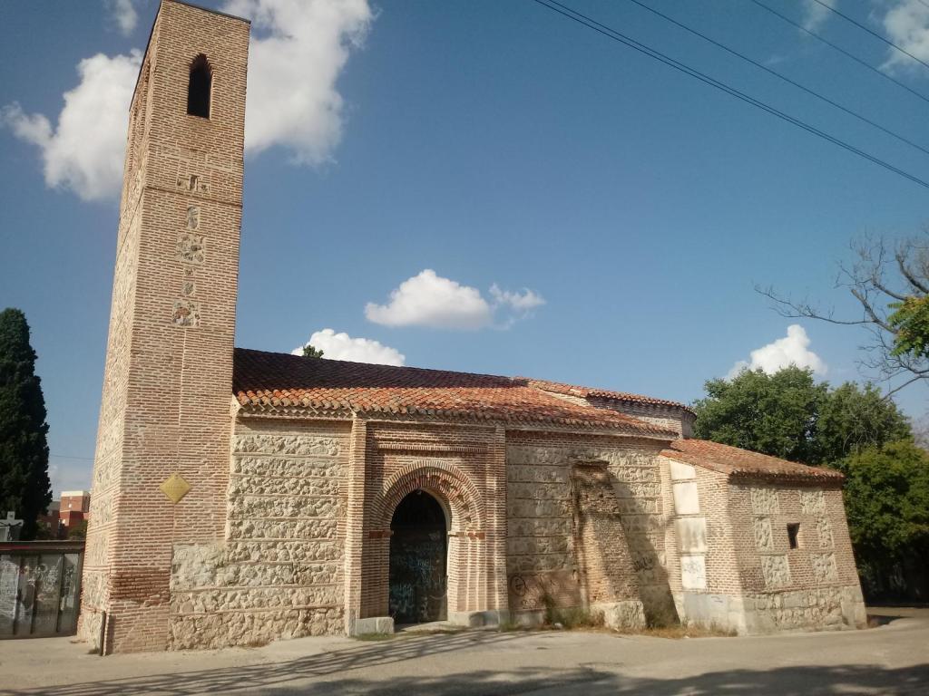 Ermita Mudéjar Santa Maria de la Antigua